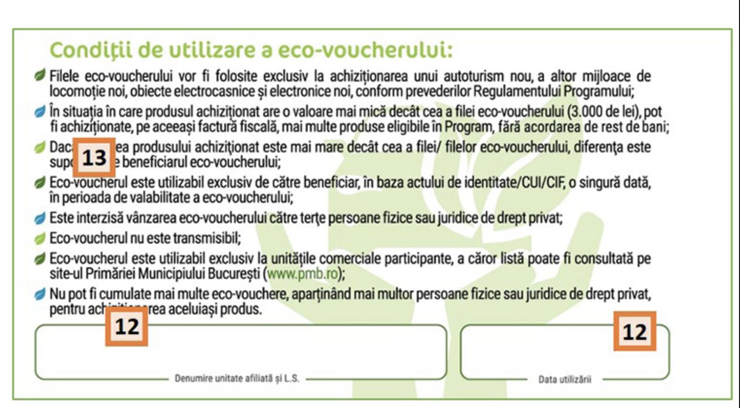 specimen spate elemente securitate eco voucher up romania