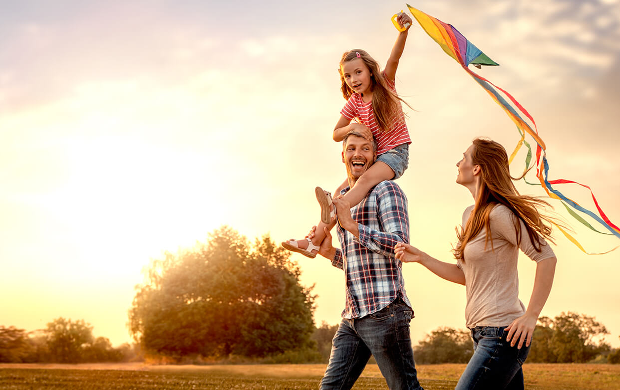 familie parinti un copil distractie voucher vacanta up romania