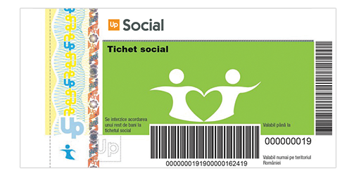 tichet social up romania