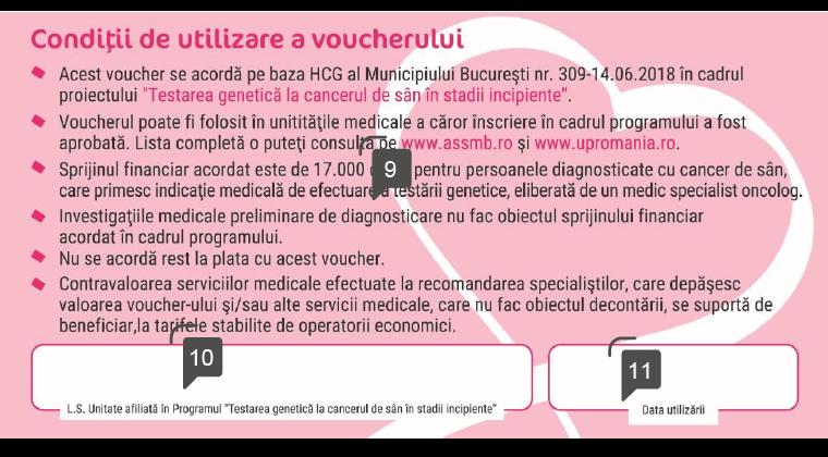specimen spate elemente securitate voucher teste genetice up romania