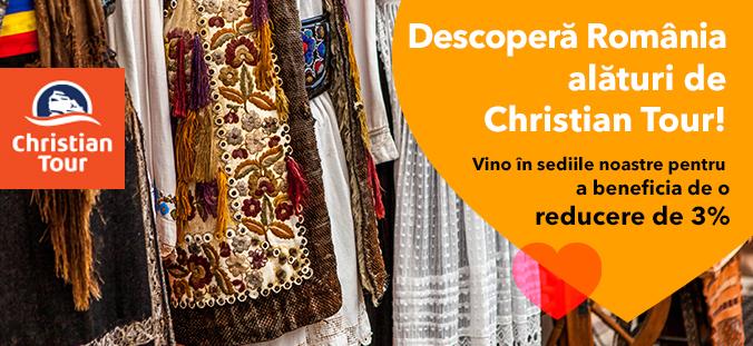 oferta vacante romania pachete turistice christian tour vouchere