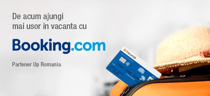 Rezerva prin booking.com